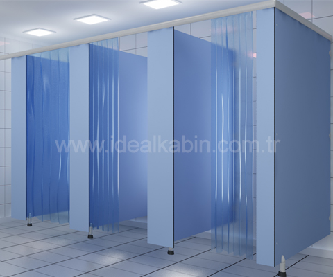 كبائن حمامات اكوا