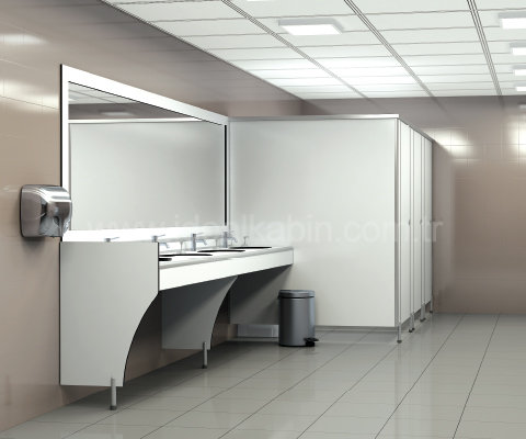 كبائن حمامات برولاين