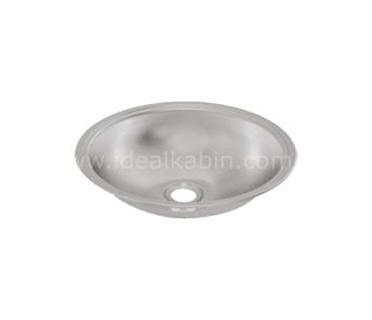 6812 – مغسلة المطبخ الدائرية
